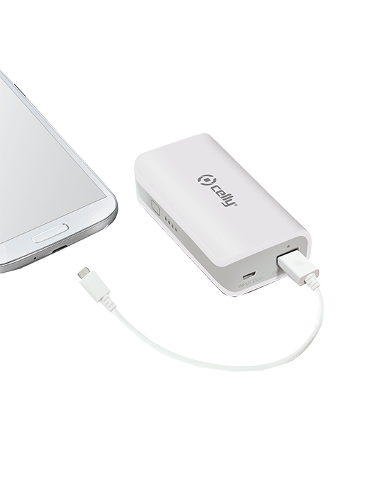 Powerbank CELLY 4000 mAh