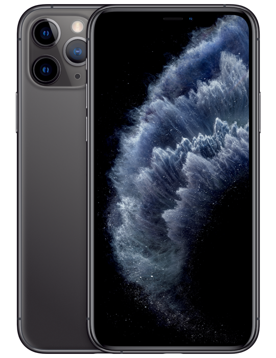 Apple iPhone 11 Pro 512GB Single SIM, vesmírně šedá