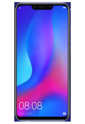 Huawei Nova 3 128GB Dual SIM, fialová