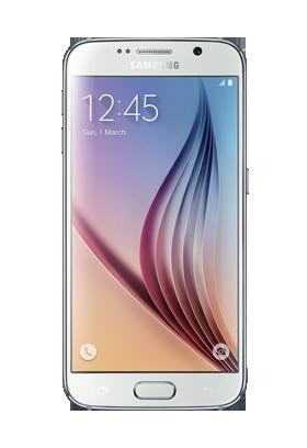 Samsung GALAXY S6 32GB bílý
