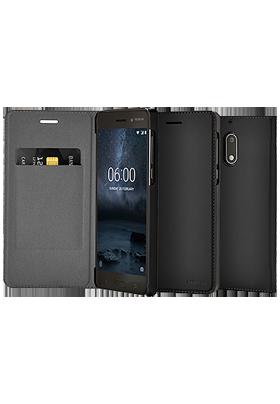 Pouzdro Nokia 6 Slim Flip