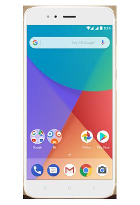 Xiaomi Mi A1 zlatá