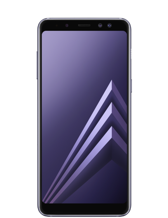 Samsung Galaxy A8 32GB Single SIM, šedý