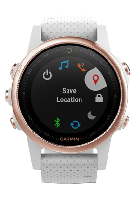 Garmin Fénix 5S Rose Gold Optic