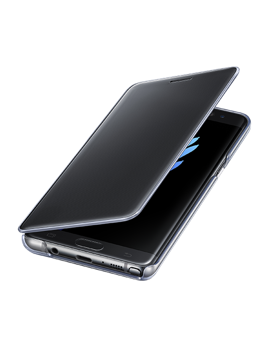 Pouzdro Clear View pro Samsung Galaxy Note7