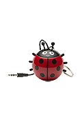 Reproduktor KITSOUND Mini Buddy Ladybird