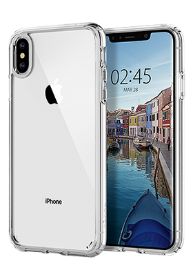 Kryt Spigen Ultra Hybrid iPhone XS Max