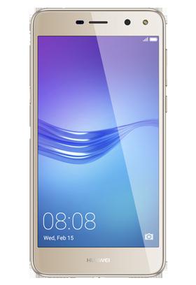 Huawei Y6 2017 zlatá