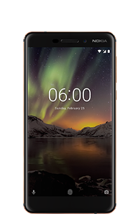Nokia 6.1 32GB Single SIM