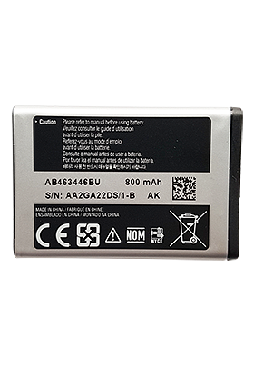 Baterie AB463446BU 800mAh pro Samsung E1200