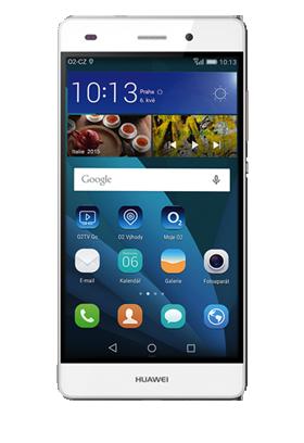 Huawei P8lite bílý