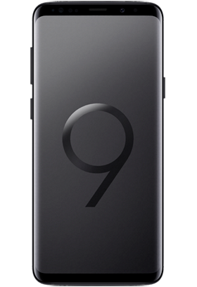 Samsung Galaxy S9+ 64GB Single SIM, černý