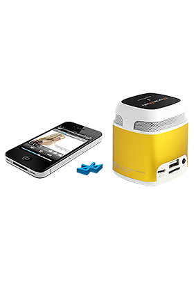 BTH speaker Technaxx Mini NFC-X6