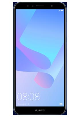 Huawei Y6 Prime 2018 32GB Dual SIM, modrý
