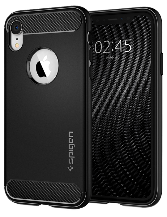 Kryt Spigen Rugged Armor iPhone XR