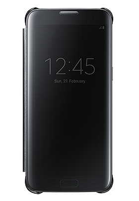 Pouzdro Clear View pro Samsung Galaxy S7 Edge