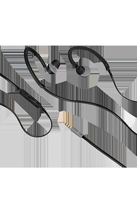 Sportovní sluchátka CELLY AIRPRO100 s mikrofonem