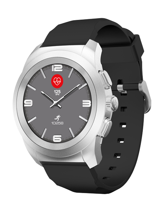 ZeTime Original 39mm Black Silver