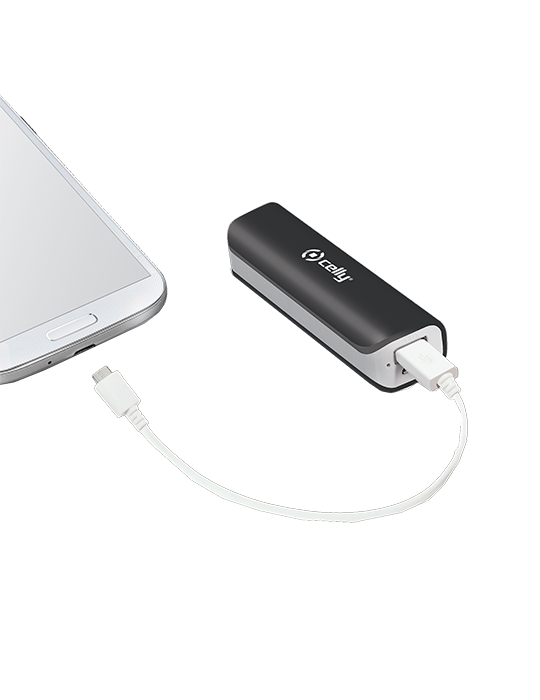 Powerbank CELLY 2600 mAh