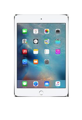 Apple iPad mini 4 LTE 16GB stříbrný