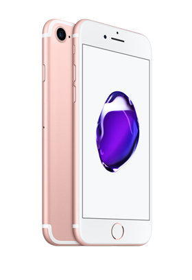 Apple iPhone 7 32GB růžově zlatý