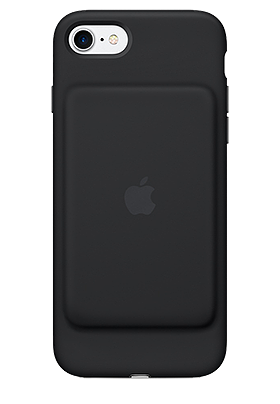 Kryt Apple iPhone 7/8 Smart Battery černý