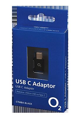 Redukce MicroUSB na USB-C