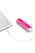 Powerbanka Celly 2600 mAh 1a