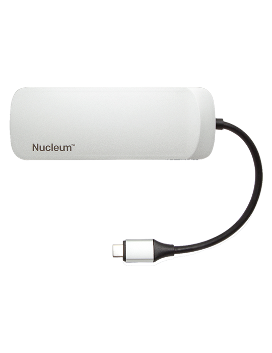 USB Type-C HUB Kingston Nucleum 7 portů