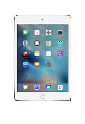 Apple iPad mini 4 LTE 64GB zlatý