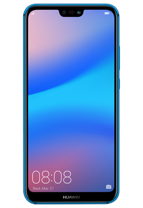 Huawei P20 Lite 64GB Dual SIM, modrý