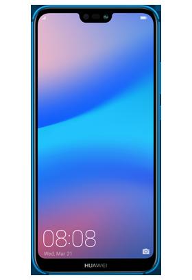 Huawei P20 Lite, modrý Dual SIM