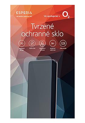 Tvrzené sklo Esperia 3D Huawei P Smart