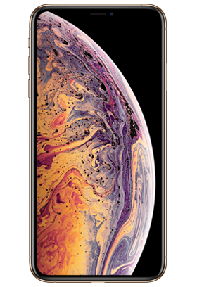 Apple iPhone XS Max 64GB Single SIM, zlatá