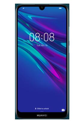 Huawei Y6 2019 32GB Dual SIM, modrý