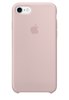 Kryt Apple iPhone 7 Pink Sand