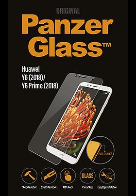 Tvrzené sklo PanzerGlass Huawei Y6 Prime 2018