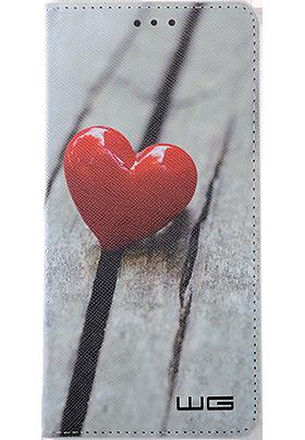 Pouzdro Nokia 6.1 Heart