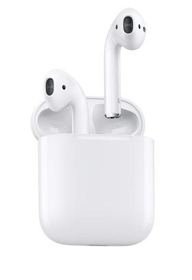 Bluetooth sluchátka Apple AirPods