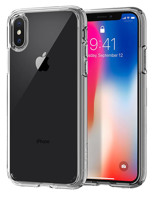 Kryt Spigen Ultra Hybrid iPhone X