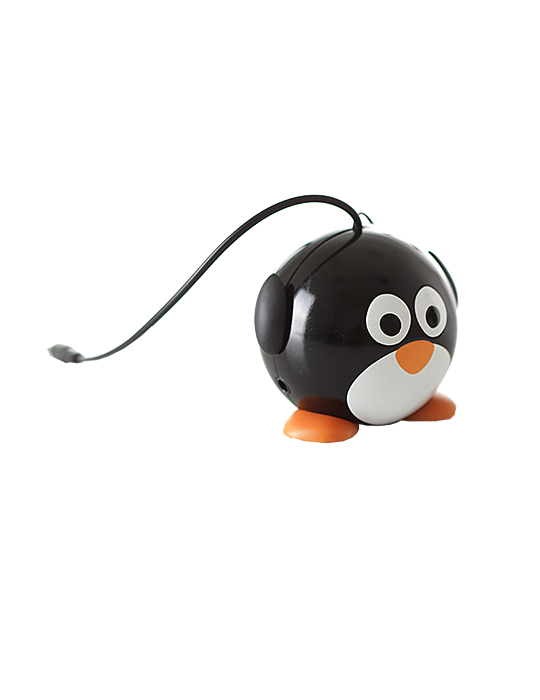 Reproduktor KITSOUND Mini Buddy Penguin