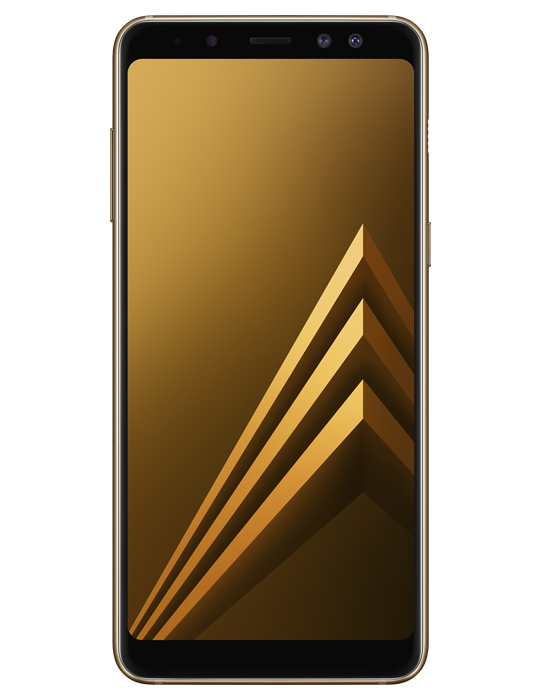 Samsung Galaxy A8 32GB Single SIM, zlatý