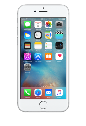 Apple iPhone 6s 16GB stříbrný