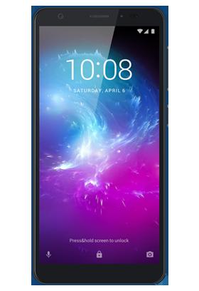 ZTE Blade A5 16GB Dual SIM, modrý