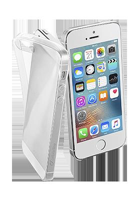Zadní kryt CellularLine Fine pro Apple iPhone 5/5S/SE