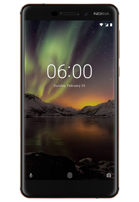 Nokia 6.1 Single SIM