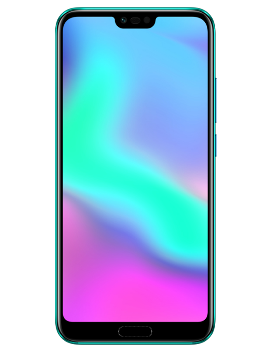 Honor 10 64 GB, zelená