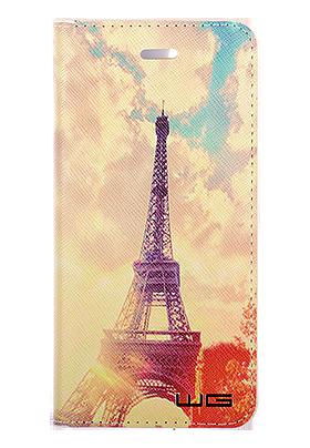 Pouzdro Flipbook ZTE Blade A521 Eiffel