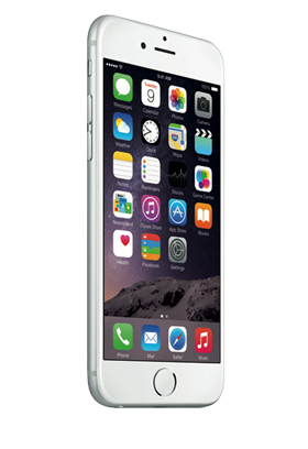 Apple iPhone 6 Plus 32GB Single SIM, stříbrný