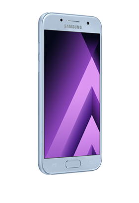 Samsung GALAXY A3 2017 modrý